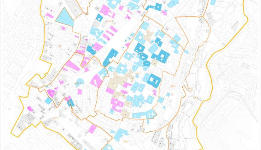 Plan de revitalización. Características de la población