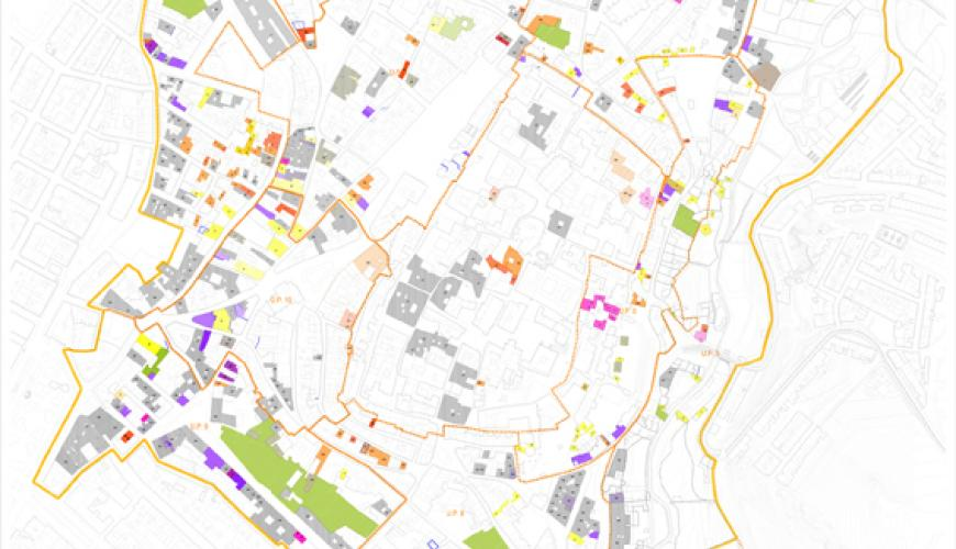 Plan de revitalización. Deficiencias de la edificación