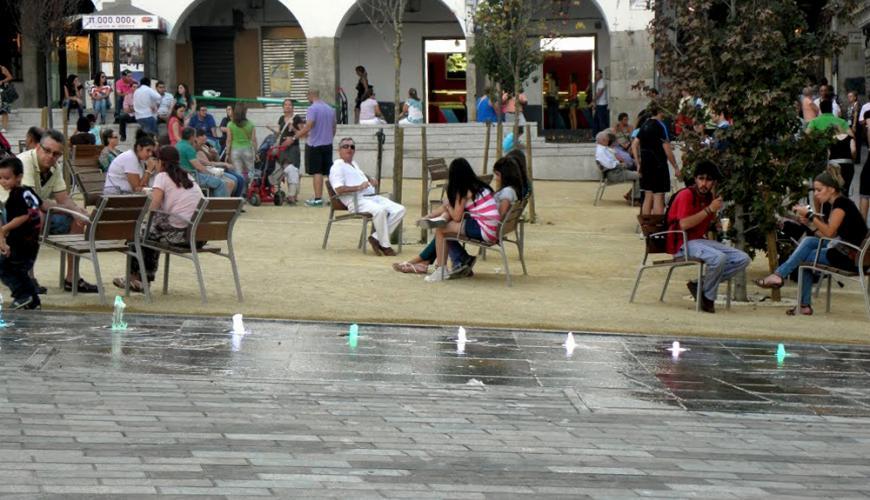 Plaza mayor Cáceres_02