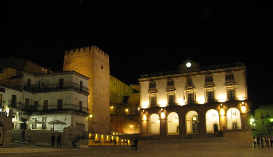 Plaza mayor Cáceres_04